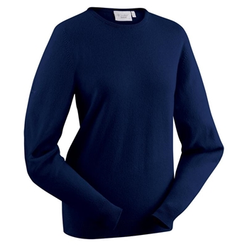 Women's Glenbrae Lambswool Crew Neck Sweater