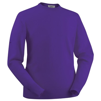 Men's Glenbrae Lambswool Crew Neck Sweater