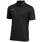 Nike Men's Dry Franchise Polo  - Black