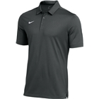 Nike Men's Dry Franchise Polo  - Anthracite