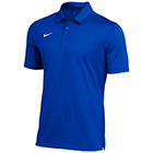 Nike Men's Dry Franchise Polo  - Game Royal