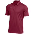 Nike Men's Dry Franchise Polo  - Team Maroon