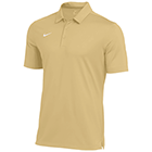 Nike Men's Dry Franchise Polo  - Team Gold