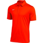 Nike Men's Dry Franchise Polo  - Team Orange