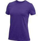 Nike Women's Core Short Sleeve Cotton T-Shirt - New Orchid