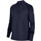 Nike Women's Therma Victory 1/4 Zip - College Navy