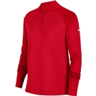 Nike Women's Therma Victory 1/4 Zip - University Red