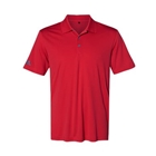 Adidas Men's Performance Polo - Red