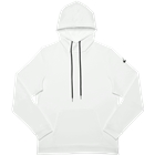 ASICS Men's French Terry Pullover Hoodie - White