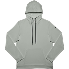 ASICS Men's French Terry Pullover Hoodie - Grey Heather