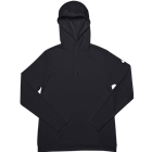 ASICS Women's French Terry Pullover Hoodie - Black