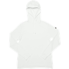 ASICS Women's French Terry Pullover Hoodie - White