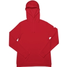 ASICS Women's French Terry Pullover Hoodie - Red