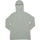 ASICS Women's French Terry Pullover Hoodie - Grey Heather