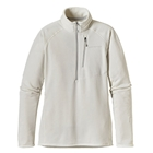 Patagonia Women's R1 Pullover - Birch White