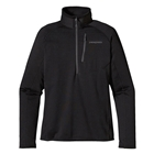 Patagonia Women's R1 Pullover - Black