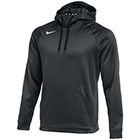 Nike Therma Pullover Hoodie - Team Anthracite