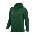 Nike Women's Therma Full-Zip Training Hoodie - Team Dark Green