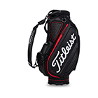 Titleist Tour Bag - Black/Red