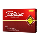Titleist TruFeel Golf Balls-Yellow - Yellow