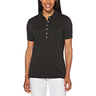 Callaway Golf Women's Ottoman Polo - Black