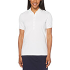Callaway Golf Women's Ottoman Polo - White