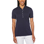 Callaway Golf Women's Ottoman Polo - Peacoat Navy