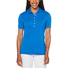 Callaway Golf Women's Ottoman Polo - Magnetic Blue