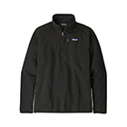 Patagonia Men's Better Sweater 1/4-Zip - Black