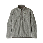 Patagonia Men's Better Sweater 1/4-Zip - Stonewash