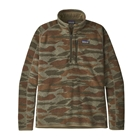 Patagonia Men's Better Sweater 1/4-Zip - Bear Witness Camo: Sage Khaki