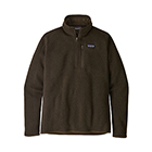 Patagonia Men's Better Sweater 1/4-Zip - Logwood Brown