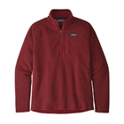 Patagonia Men's Better Sweater 1/4-Zip - Molten Lava