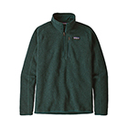Patagonia Men's Better Sweater 1/4-Zip - Piki Green