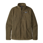 Patagonia Men's Better Sweater 1/4-Zip - Sage Khaki