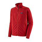 Patagonia Men's R1 TechFace Jacket - Fire