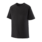 Patagonia Men's Capilene Cool Lightweight Shirt - Black