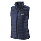 Patagonia Women's Down Sweater Vest - Classic Navy