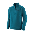 Patagonia Men's Crosstrek 1/4-Zip Fleece - Balkan Blue