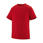 Patagonia Men's Capilene Cool Lightweight Shirt - Fire