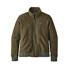 Patagonia Men's Woolyester Fleece Jacket - Industrial Green