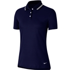 Nike Women's Dri Fit Victory Polo - Blue Void