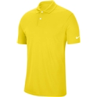 Nike Men's Victory Polo - Yellow Strike