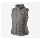 Patagonia Women's Nano Puff Vest - Feather Gray