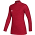 Adidas Women's Game Mode Quarter Zip - Red