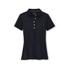 Peter Millar Women's Perfect Fit Performance Polo - Black