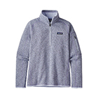 Patagonia Women's Better Sweater 1/4-Zip - Beluga