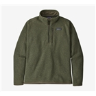 Patagonia Men's Better Sweater 1/4-Zip - Industrial Green