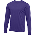 Nike Men's Long-Sleeve T-Shirt - New Orchid