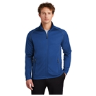 Eddie Bauer Men's Smooth Fleece Base Layer Full-Zip - Cobalt Blue